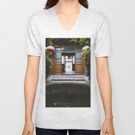 Beijing Secret Garden Unisex V-Neck