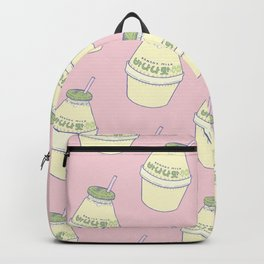 Banana Milk Backpack