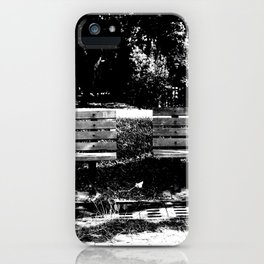 connection02 iPhone Case