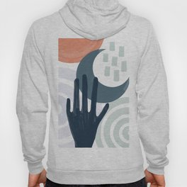 Touch the Moon Hoody