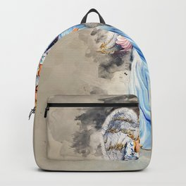 Blue Angel Backpack