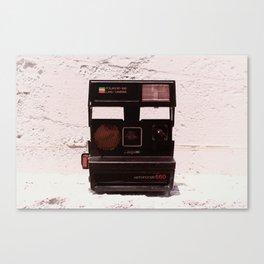 Sun 660 AF, 1981 Canvas Print