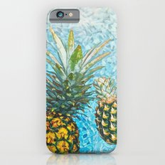 Be a Pinapple V2 #society6 #decor #buyart Slim Case iPhone 6s