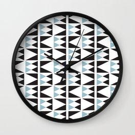 Pasifika Part2 Wall Clock