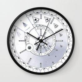 Glyph Phénakisticope Wall Clock