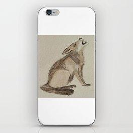 Wolfie iPhone Skin
