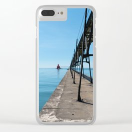 here we go again Clear iPhone Case