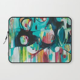Jumping in Puddles Laptop Sleeve