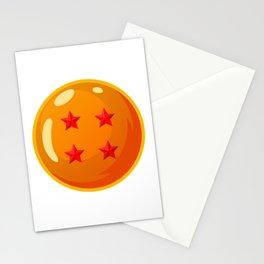 Dragonball - 4 Star Ball Stationery Cards