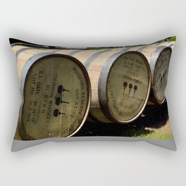 Barrel Run Rectangular Pillow
