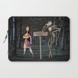 Halloween Town | Jack | Sally | Christmas | Nightmare Laptop Sleeve