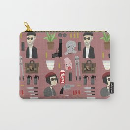 Leon  Carry-All Pouch