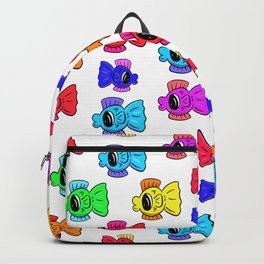 Many Many Fishes Backpack