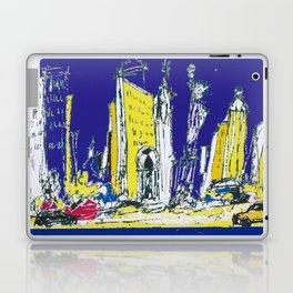 NEW YORK    by Kay Lipton Laptop & iPad Skin