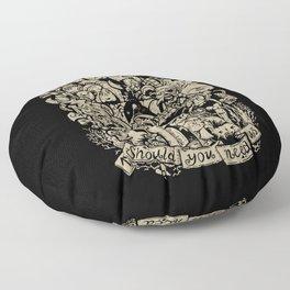 Old Friends Floor Pillow