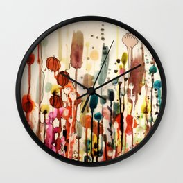 ouvrir une fenetre Wall Clock