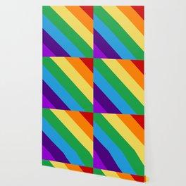 Rainbow flag Wallpaper