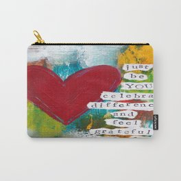 Celebrate Differences Carry-All Pouch
