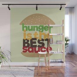 the best sauce Wall Mural