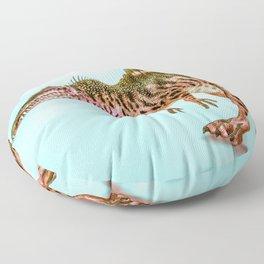 Spinosaurus Floor Pillow