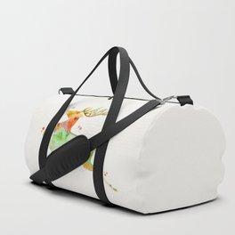 Reindeer Duffle Bag
