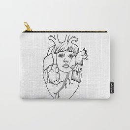 Elastic Carry-All Pouch