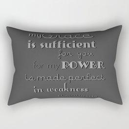 My Grace  Rectangular Pillow