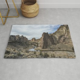 Between a Rock and a Hard Space Rug