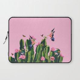 the Succulent Cactus Laptop Sleeve