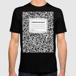Composition Book T-shirt