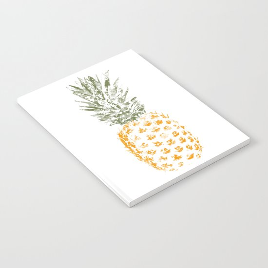 Pineapple I Notebook