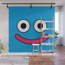 Dragon Quest's Slime Wall Mural