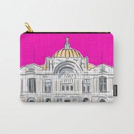 Bellas Artes architectural city ecopop Carry-All Pouch