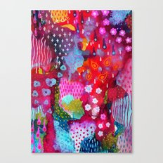 Flower Festival 2 Canvas Print