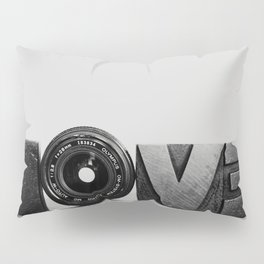 Love is ... Pillow Sham