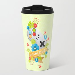 #GamerGirl Travel Mug