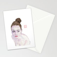 Portrait of a Ballerina Stationery Cards