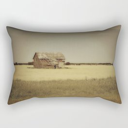 Somewhere In Manitoba Rectangular Pillow