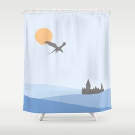 Faraway Land Shower Curtain
