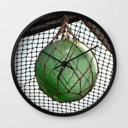 FISHING NET - ISLE of RUEGEN Wall Clock