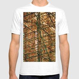 woven T-shirt