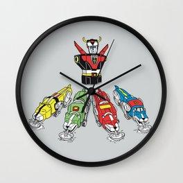 Lunch Break Wall Clock