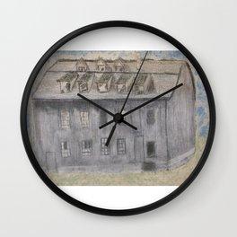 Dan's Barn  Wall Clock