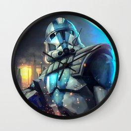 Clone Trooper - The Clone Wars Wall Clock
