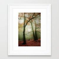 portal Framed Art Prints featuring Portal by Iris Lehnhardt
