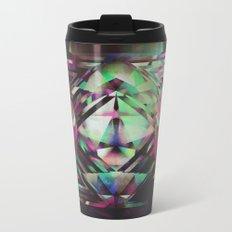 Ace Of Bottles Metal Travel Mug
