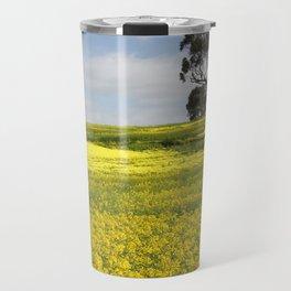 Canola Landscape in Australia Travel Mug