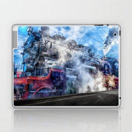 Steam Locomotive (Train) Laptop & iPad Skin