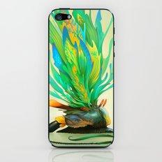 Feathered Tethridon iPhone & iPod Skin