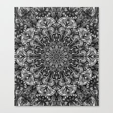 Map of All BNW VER II Canvas Print
